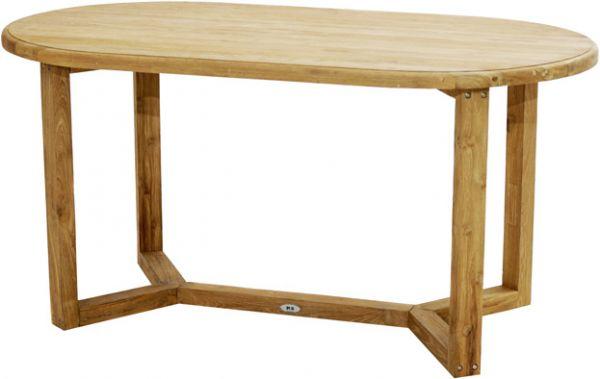 Tisch BELIZE Old-Teak 160x90cm