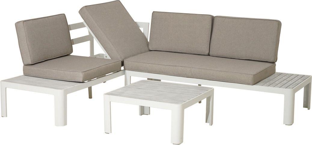 Ecklounge DENVER Aluminium | Loungemöbel | Gartenmöbel | Gardanio ...