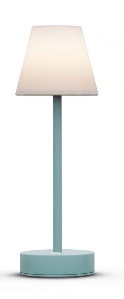 Tischleuchte LOLASLIM 30cm mint
