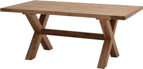 Tisch LINCOLN, Teak FSC Recycled 220x100cm