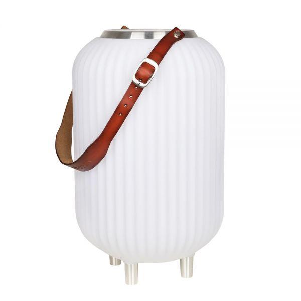 Lampion XS MULTICOLOR Lampe, Bluetooth Lautsprecher & Weinkühler