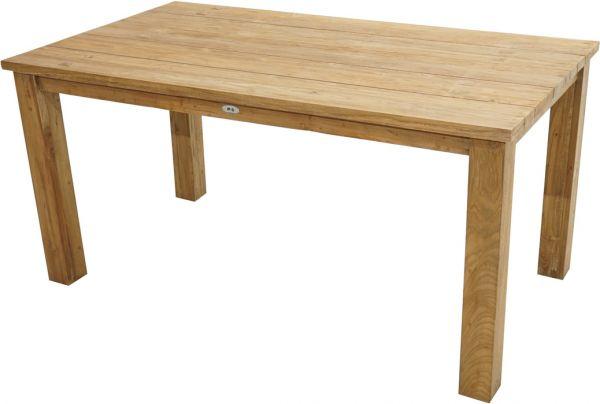 Tisch PICTON Teak FSC Recycled 160x90 cm