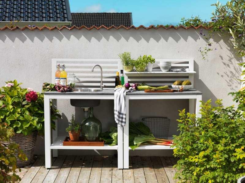 Outdoorküche Zubehör Hamburg : Outdoorküche gardanio ihr online shop für hochwertige gartenmöbel