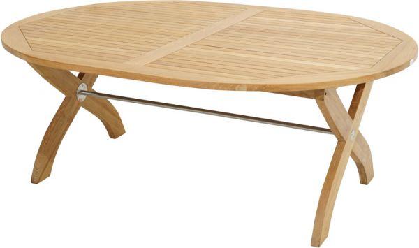 Tisch ATLANTA, Premium Teak 200x150cm