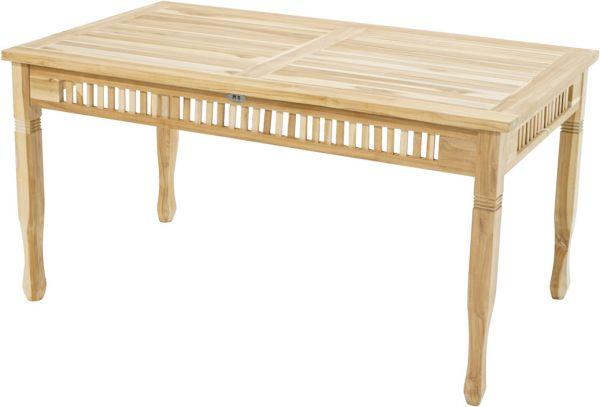 Tisch NEW ORLEANS ECO Teak 150x90cm