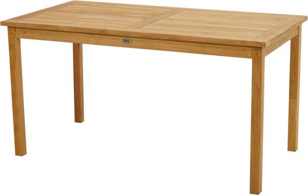 Tisch MEMPHIS Premium Teak 150x80cm