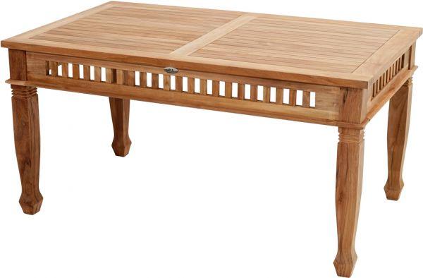 Tisch NEW ORLEANS Premium Teak 150x90cm