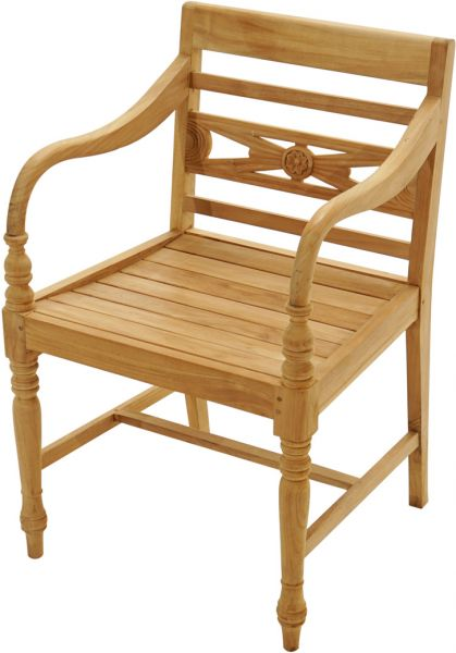 Sessel CAMBRIDGE Premium Teak