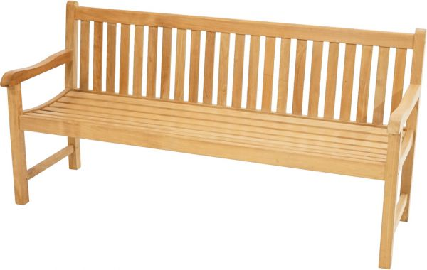Landhausbank COVENTRY Premium Teak 180cm