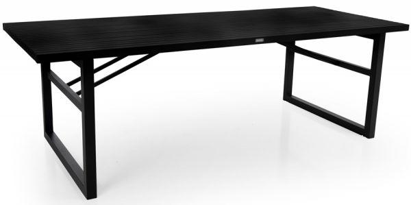 Diningtisch VEVI Aluminium 230x95cm