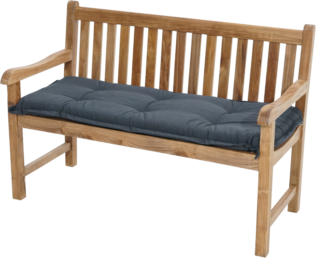 premiumpolster manhattan 130 cm bank 130cm polster f r b nke plaids auflagen gardanio. Black Bedroom Furniture Sets. Home Design Ideas