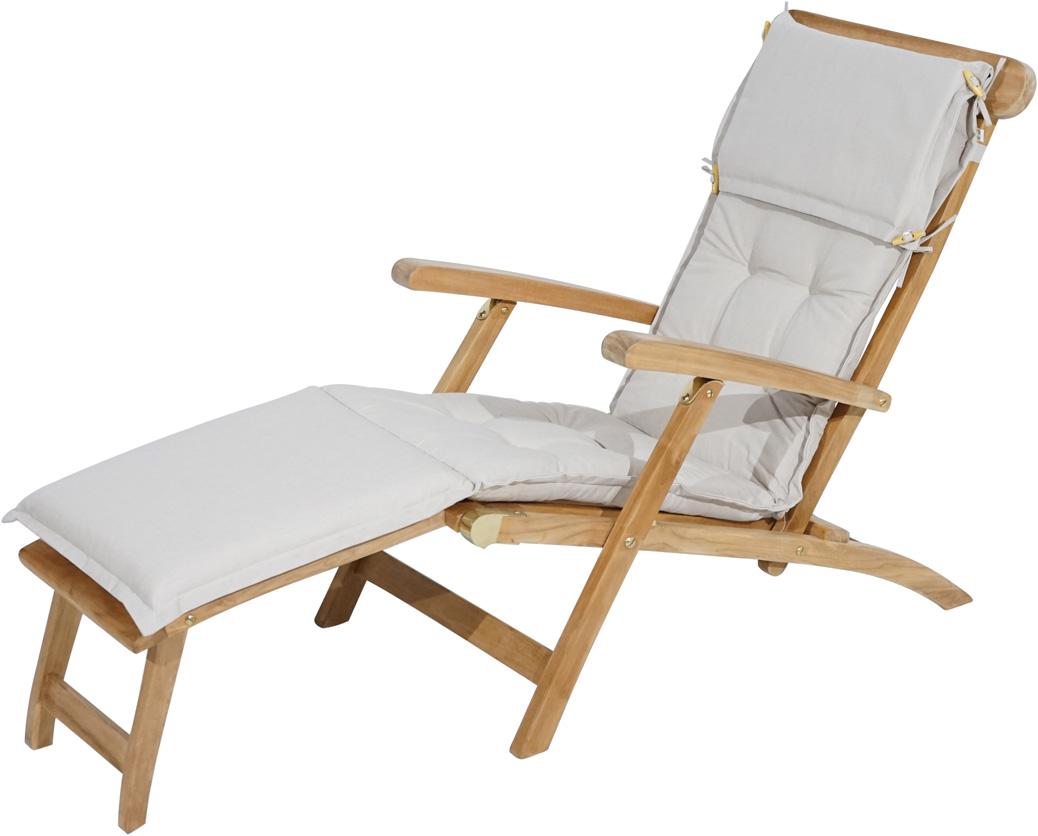 premiumpolster desert f r deckchair polster f r deckchairs plaids auflagen gardanio. Black Bedroom Furniture Sets. Home Design Ideas