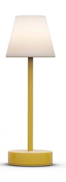 Tischleuchte LOLASLIM 30cm banana