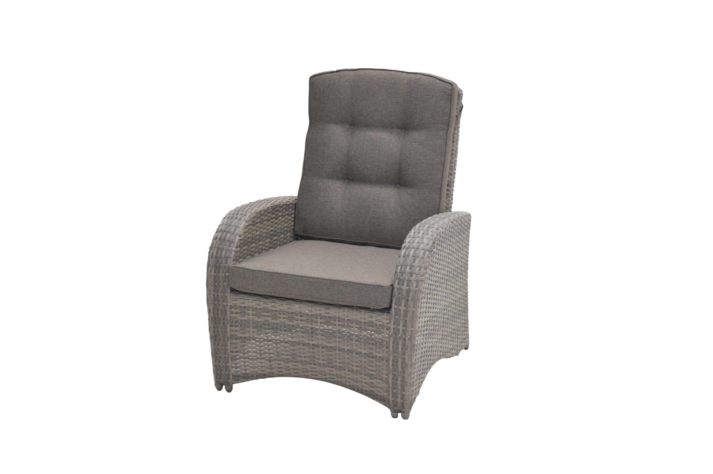 loungesessel rabida polyrattangeflecht gartenst hle. Black Bedroom Furniture Sets. Home Design Ideas