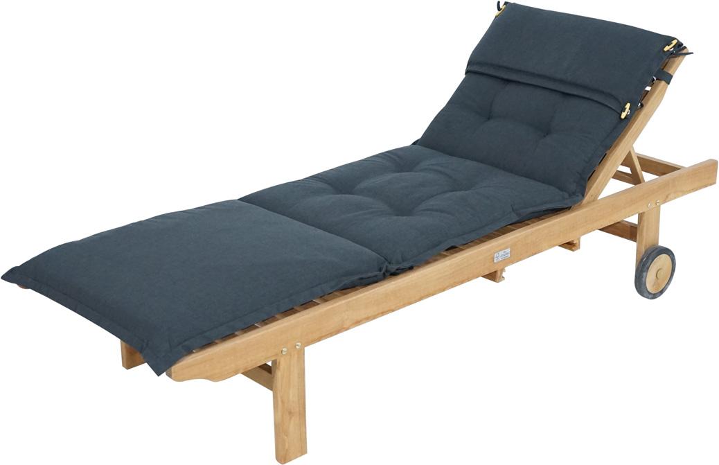 premiumpolster manhattan f r gartenliege polster f r liegen plaids auflagen gardanio. Black Bedroom Furniture Sets. Home Design Ideas