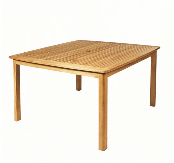 Tisch FAIRCHILD, Teak 120x120cm