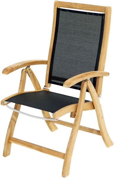 Hochlehner FAIRCHILD Teak-Textilene®