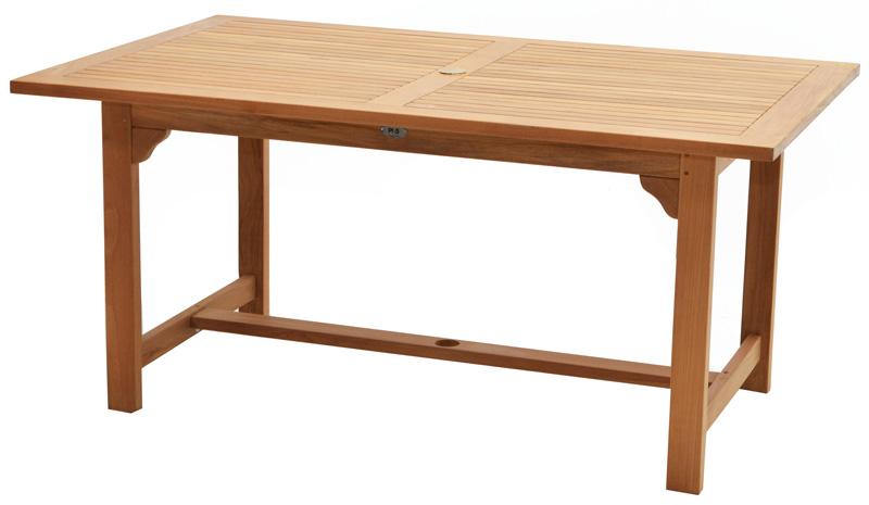 tisch pasadena teak fsc 100 200x100cm tische sale gardanio ihr online shop f r. Black Bedroom Furniture Sets. Home Design Ideas