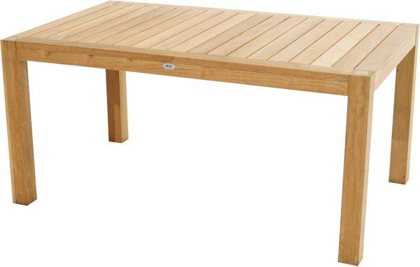 Tisch NEW HAVEN Premium Teak 160x100cm