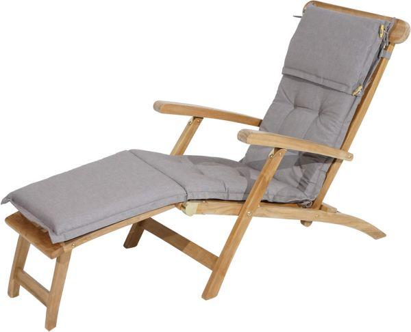 Premiumpolster KENIA für Deckchair