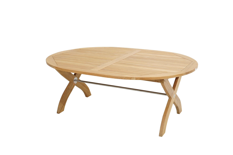 tisch atlanta premium teak 200x150cm sale gardanio ihr online shop f r hochwertige. Black Bedroom Furniture Sets. Home Design Ideas