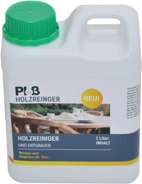 Holzreiniger-Entgrauer PLOß 1000 ml