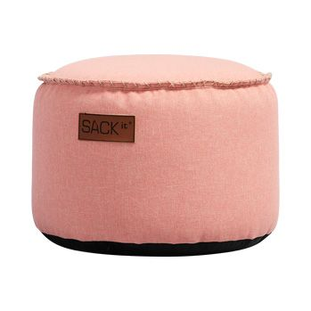 Pouf COBANA DRUM Rose