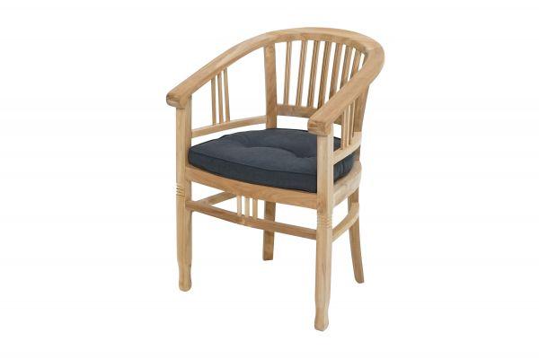 premiumpolster manhattan sitzkissen halbrund sitzkissen polster f r st hle plaids. Black Bedroom Furniture Sets. Home Design Ideas