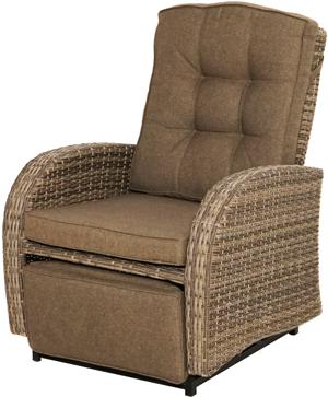 funktionssessel rabida polyrattangeflecht loungem bel gartenm bel gardanio ihr online. Black Bedroom Furniture Sets. Home Design Ideas