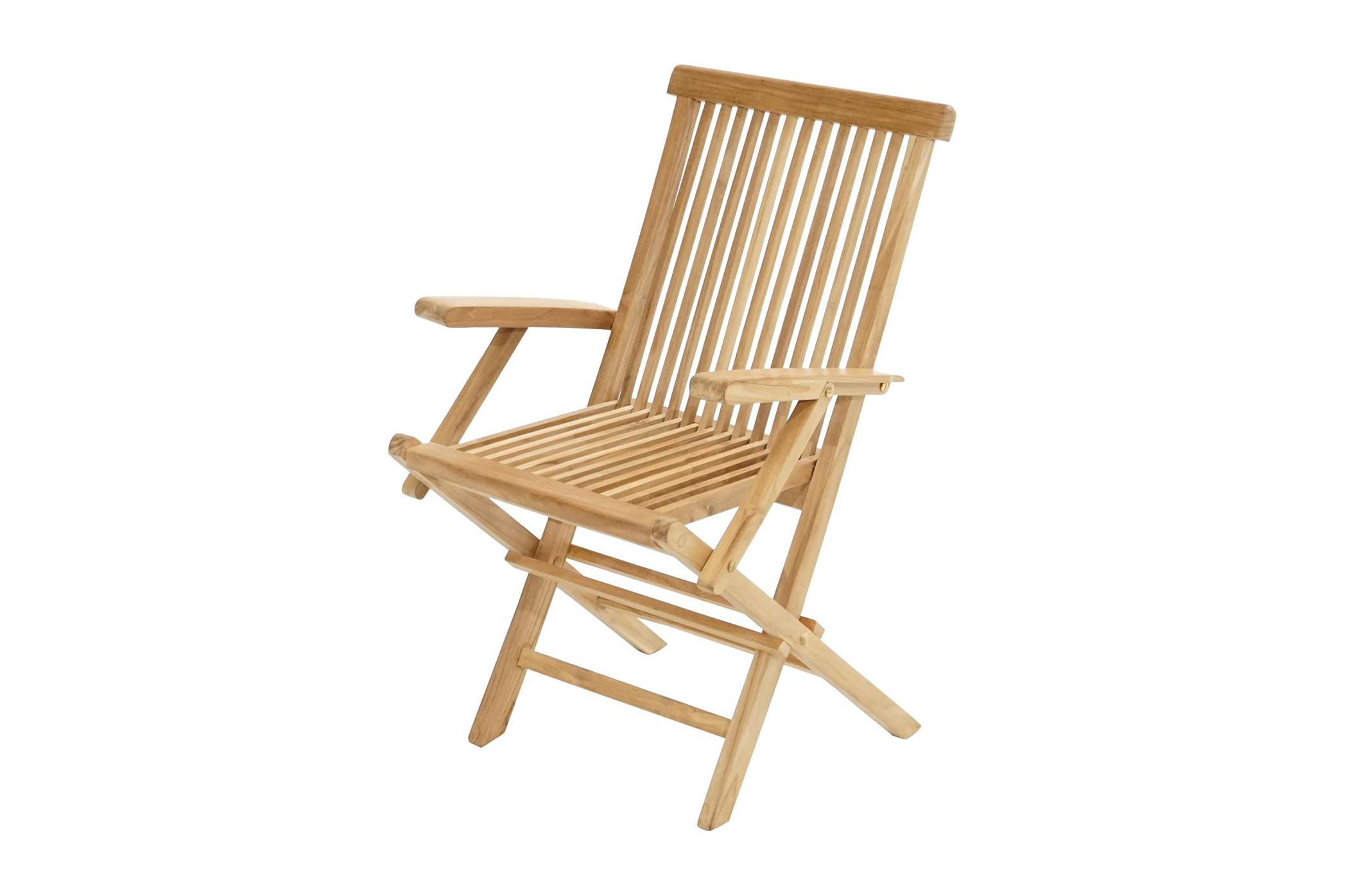 klappsessel milford premium teak milford plo kollektionen gardanio ihr online shop f r. Black Bedroom Furniture Sets. Home Design Ideas