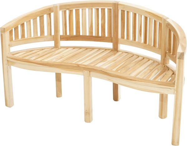 Bank SAN FRANCISCO ECO Eco Teak 150cm