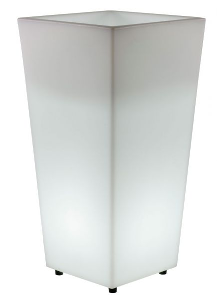 LED-Pflanzkübel MELISA 90cm