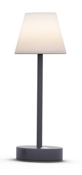 Tischleuchte LOLASLIM 30cm anthrazit