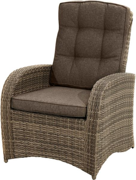 Comfort-Sessel RABIDA Polyrattangeflecht