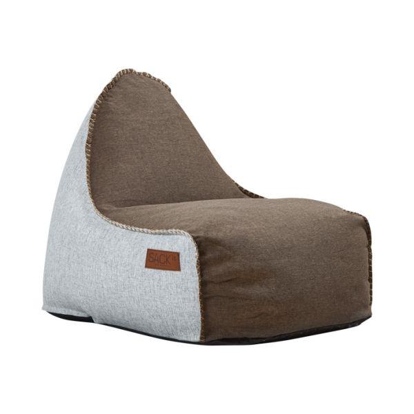 SACKit Cobana Lounge Chair brown/white