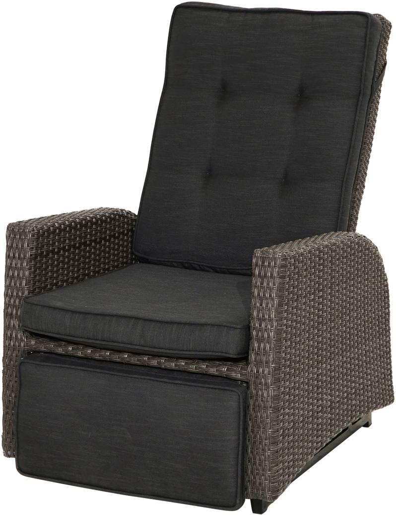 funktionssessel rocking polyrattangeflecht rocking. Black Bedroom Furniture Sets. Home Design Ideas