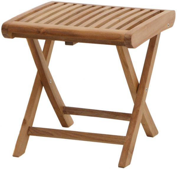 Hocker ARLINGTON Premium Teak