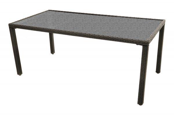 Tisch ROCKING BASIC Polyrattangeflecht 180x90cm | Rocking | Ploß ...