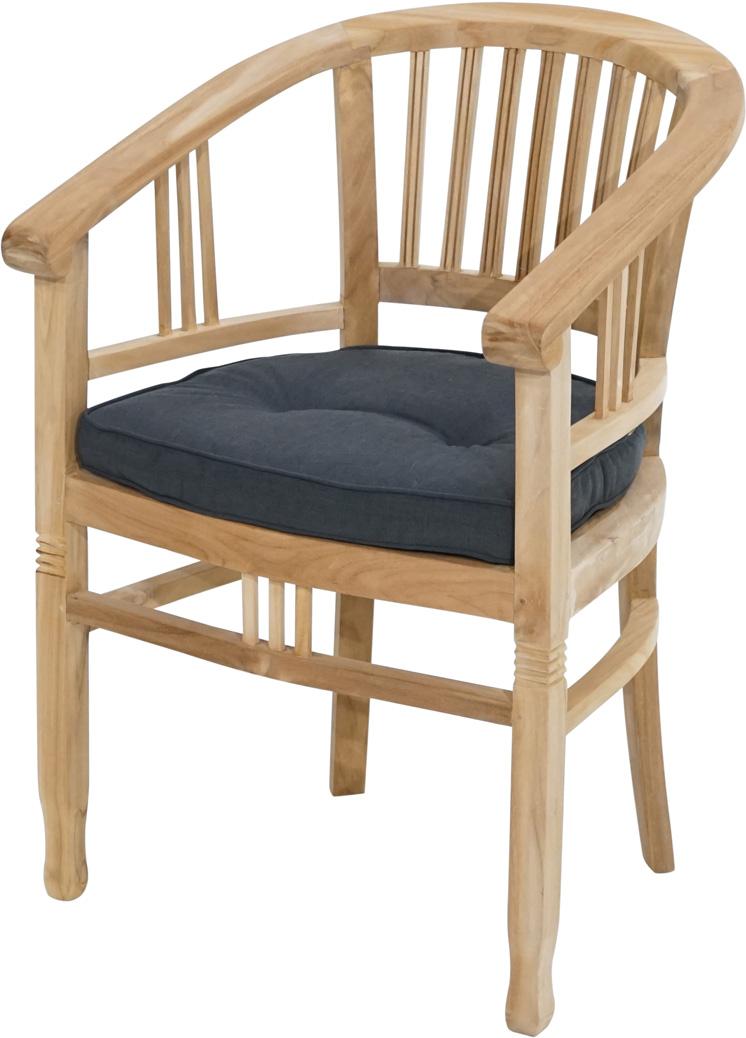 premiumpolster manhattan sitzkissen halbrund polster f r st hle plaids auflagen gardanio. Black Bedroom Furniture Sets. Home Design Ideas
