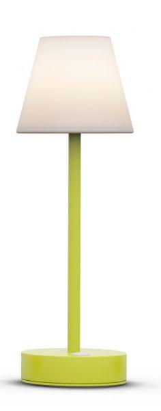Tischleuchte LOLASLIM 30cm lime