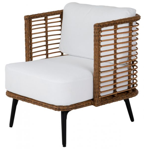 Loungesessel COVELO Polyrattan