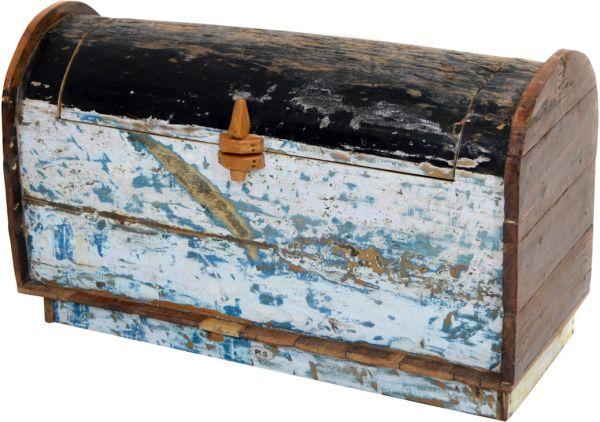 Piratenbox SEASIDE Unikate aus recycelten Fischerbooten