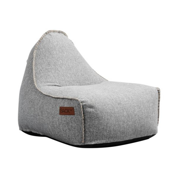 SACKit Cobana Lounge Chair Light Grey