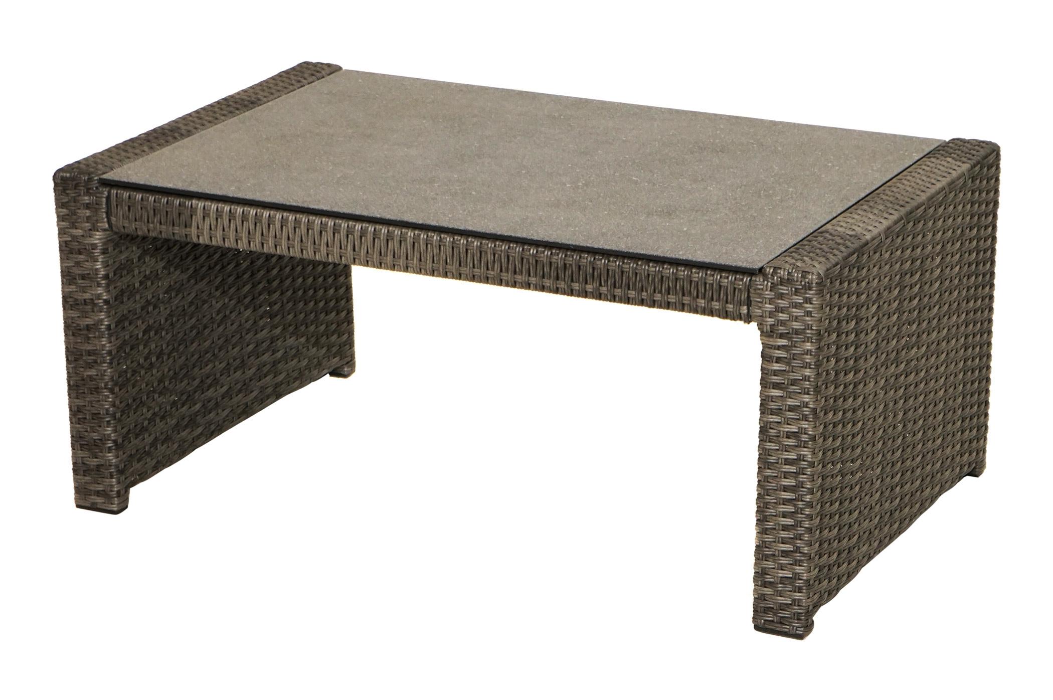 loungetisch rocking polyrattangeflecht 97x60cm loungem bel gartenm bel gardanio ihr. Black Bedroom Furniture Sets. Home Design Ideas